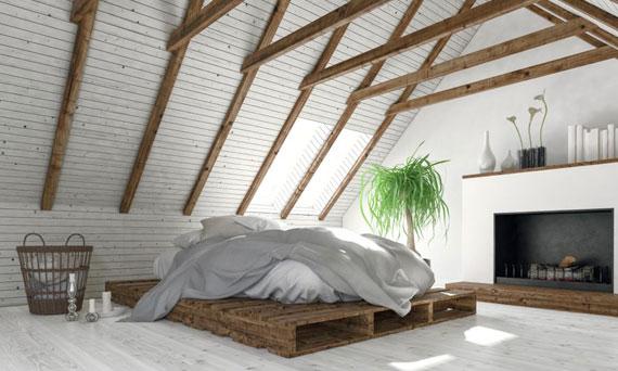 isolation sous toiture les proc d s et mat riaux. Black Bedroom Furniture Sets. Home Design Ideas